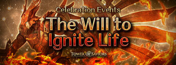 The Will to Ignite Life