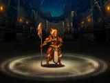 Pyro Warrior