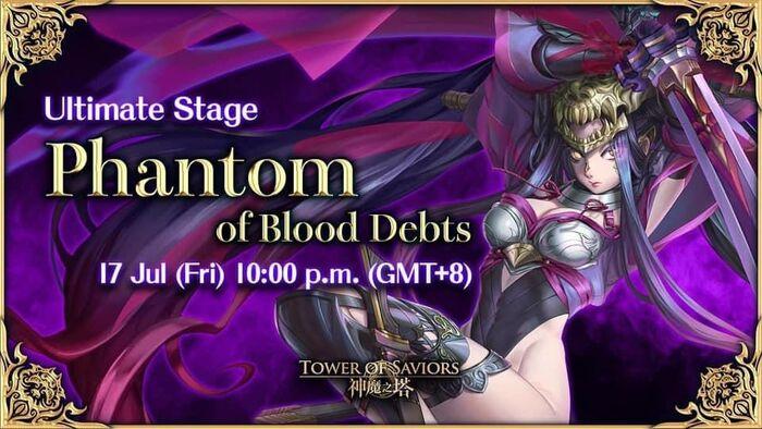Phantom of Blood Debts