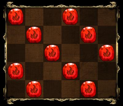 Strike of Fiery Claw 1