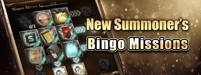Bingo Missions