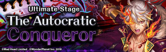 The Autocratic Conqueror