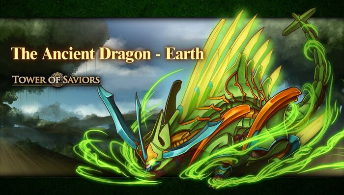 The Ancient Dragon - Earth