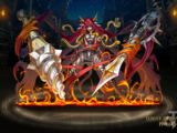 Flame of Annihilation - Abadon