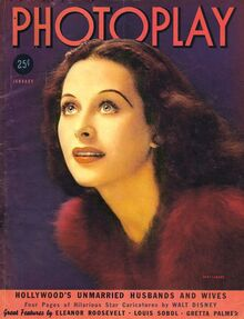 Photoplay Cover