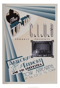 Tip Top Club poster