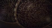 Cornelius's office star charts