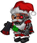 Insane Santa