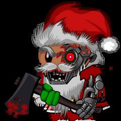 Robot Santa<br />(<a rel=
