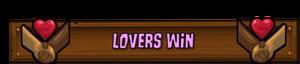 Lovers Win