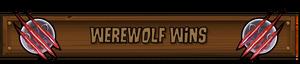 Werewolf Wins