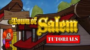 Town of Salem Tutorials Escort and Consort
