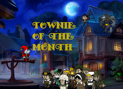 Townie of the Month 1