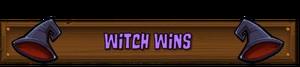 Witch Wins