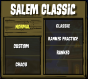 Gamemodes classic