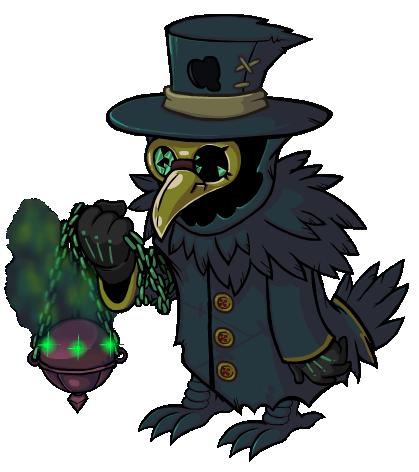 Plaguebearer | Town of...