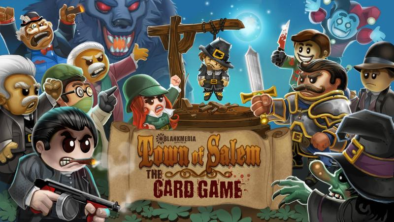 Town Of Salem Card Game Town Of Salem Wiki Fandom Powered By Wikia