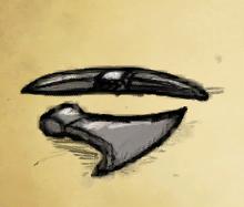 Axehead, Iron