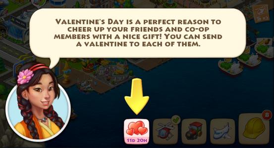 Valentine's Day 2017 Info