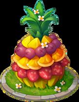 Fruit Flower Bed