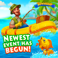 Sport Fishing Event Icon
