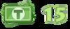 15 t cash