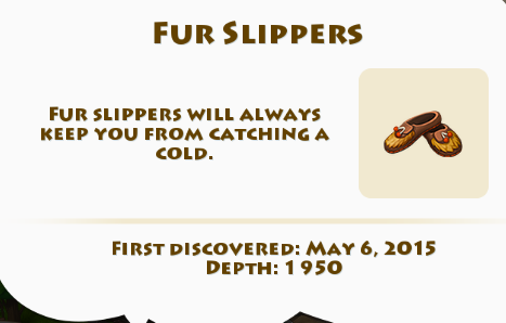 fur slippers png