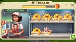 Township Zoo - 4D Theater