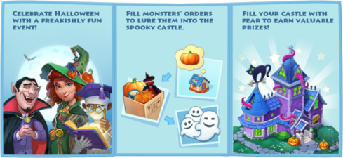 Spooky Castle Event Guide