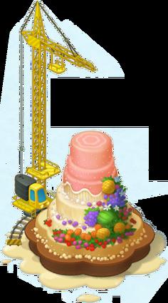 Biggest Cake Layer 5
