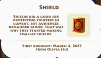 Gladiator Shield Artifact