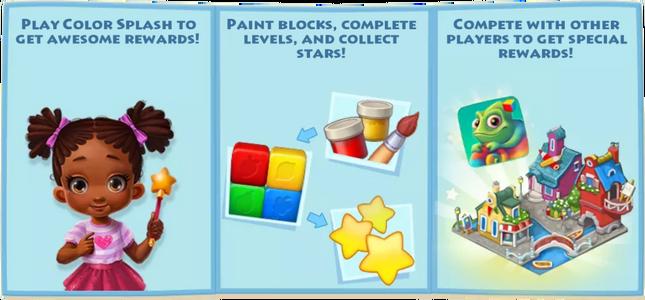 Color Splash Event Guide