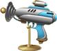 Handheld Ray Gun Icon