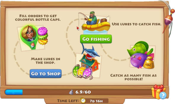 Reef Fishing Event Tour