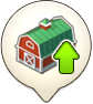 Barn Upgrade Icon