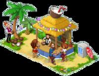 Coconut Paradise Juice Bar
