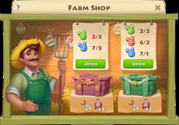 Easter Farm Shop 2018