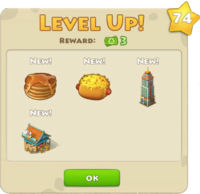Level 74.1