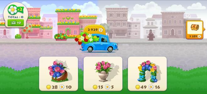 Flower Festival Event