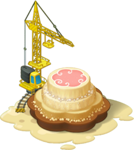 Biggest Cake Layer 3