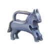 Horse-shapedLock