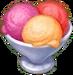 Multicolored Ice Cream