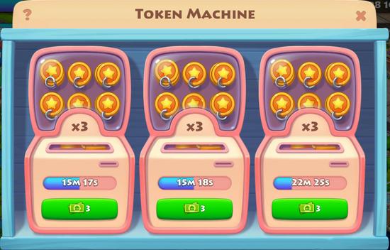 Token Machine