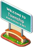 Default Town Sign