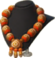 Wood Bead Necklace Icon