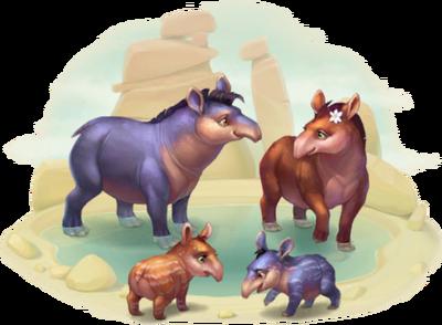 Tapir Family