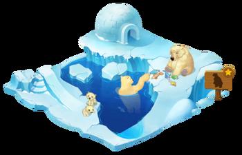 Polar Bear Enclosure