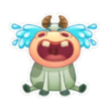 Sticker- Cow1