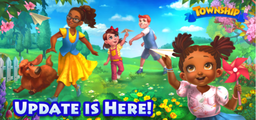 Township April Update