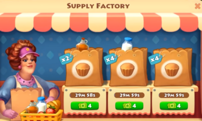 Supply Factory